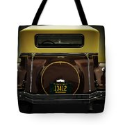 Ford Model A Cabriolet Tote Bag