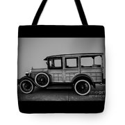 Ford Model A Station Wagon 1930 Tote Bag