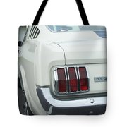 Ford Mustang Gt 350 Tote Bag