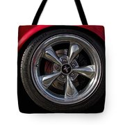 Ford Mustang Fastback Tote Bag