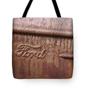 Ford Name Plate Tote Bag