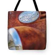 Ford Panel Tote Bag