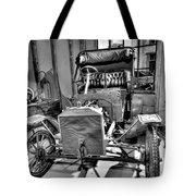 Ford Parts Tote Bag