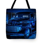 Ford Pickup Tote Bag