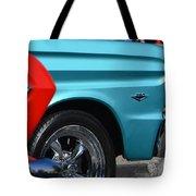 Ford Rancheros Tote Bag