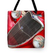 Ford Roadster V8 Tote Bag