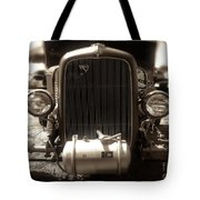 Ford Rod Tote Bag