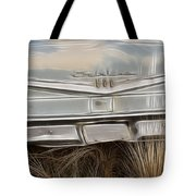 Ford Tail Lights 2 Tote Bag