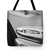 Ford Thunderbird Emblem -0505bw Tote Bag