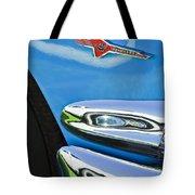 Ford Thunderbird Emblem -0505c Tote Bag