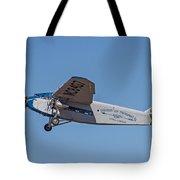 Ford Tri-motor In Flight Tote Bag