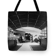 Ford Trimotor To Havana Tote Bag