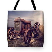 Fordson F Tractor Tote Bag