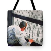 Foreign Correspondent Tote Bag by Graham Dean