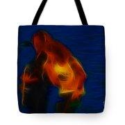 Foreigner-ga17-fractal Tote Bag