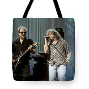 Foreigner Tote Bag