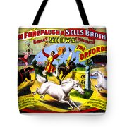 Forepaugh And Sells The Orfords Tote Bag