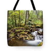 Forest And Stream Tote Bag