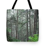 Forest Bluff Tote Bag