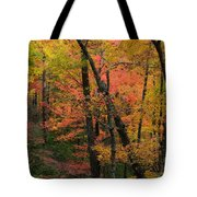 Forest Blush Tote Bag