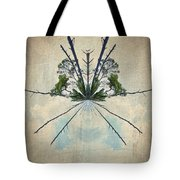 Forest Bouquet Wee Planet Tote Bag