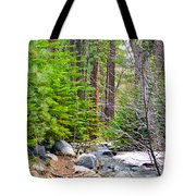Forest Creek 2 Tote Bag