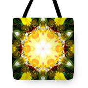 Forest Dawning Tote Bag