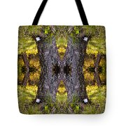 Forest Disaster C Tote Bag