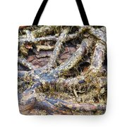 Forest Fingers Tote Bag