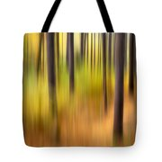 Forest Fire Tote Bag