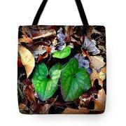 Forest Flora Tote Bag