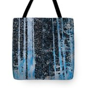 Forest Four Hours Of Daylight Tote Bag