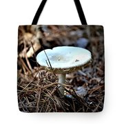 Forest Fungus Tote Bag