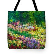 Forest Garden Tote Bag