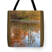 Forest Glow Tote Bag