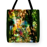 Forest Goddess 4 Tote Bag