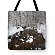 Forest Hill Creek Tote Bag