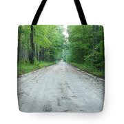 Forest Lane Tote Bag