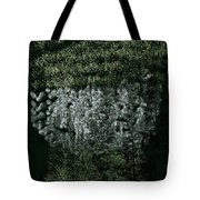 Forest On The Mountainside Tote Bag