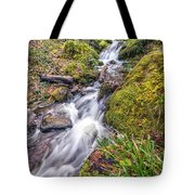 Forest Rapids Tote Bag