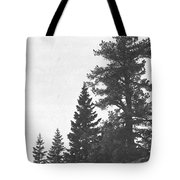 Forest Ridge Tote Bag