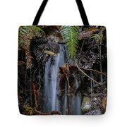 Forest Streamlet Tote Bag