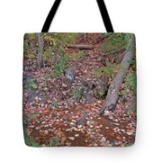 Forest Trickle Tote Bag