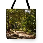 Forest Walk 02 Tote Bag