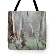 Forest Walk Tote Bag