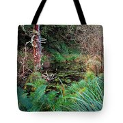 Forest Wetlands II Tote Bag