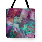 Forever - Abstract Art  Tote Bag