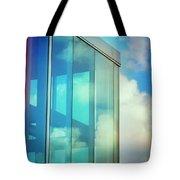 Forever Blue Tote Bag
