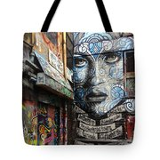 Forever Curious Tote Bag