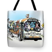 Forever Homeward Tote Bag